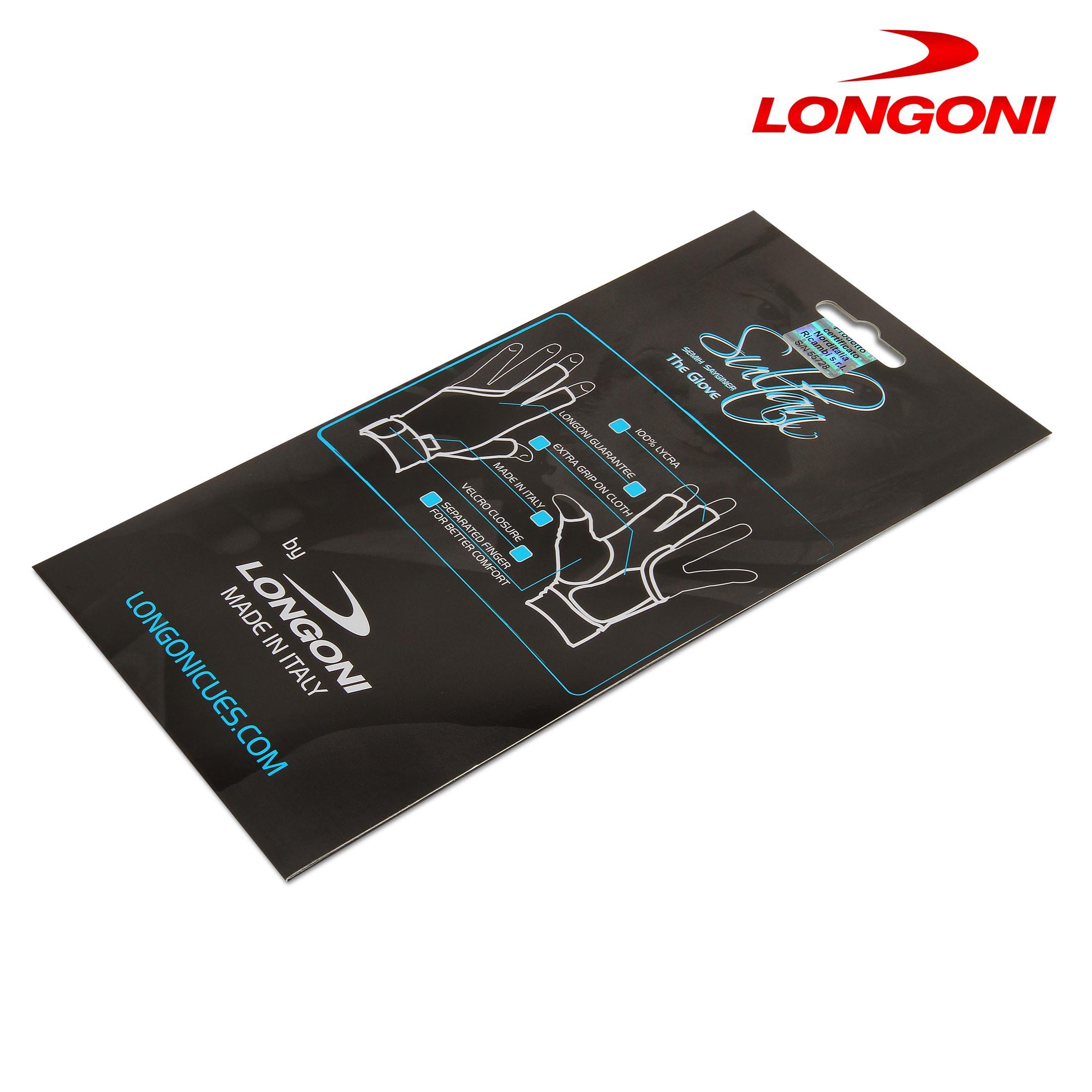 Перчатка Longoni Sultan правая M