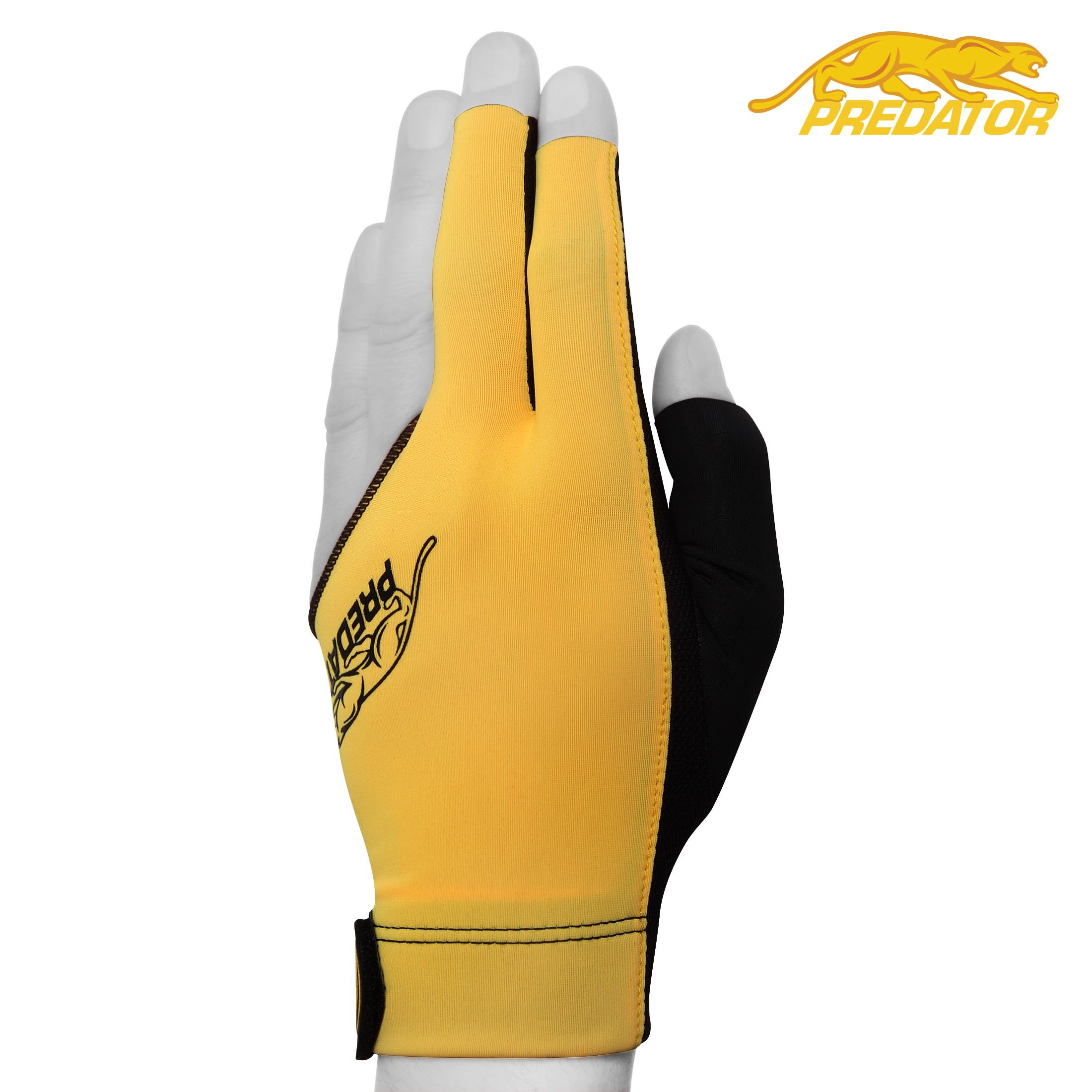 Перчатка Predator Second Skin Yellow L/XL