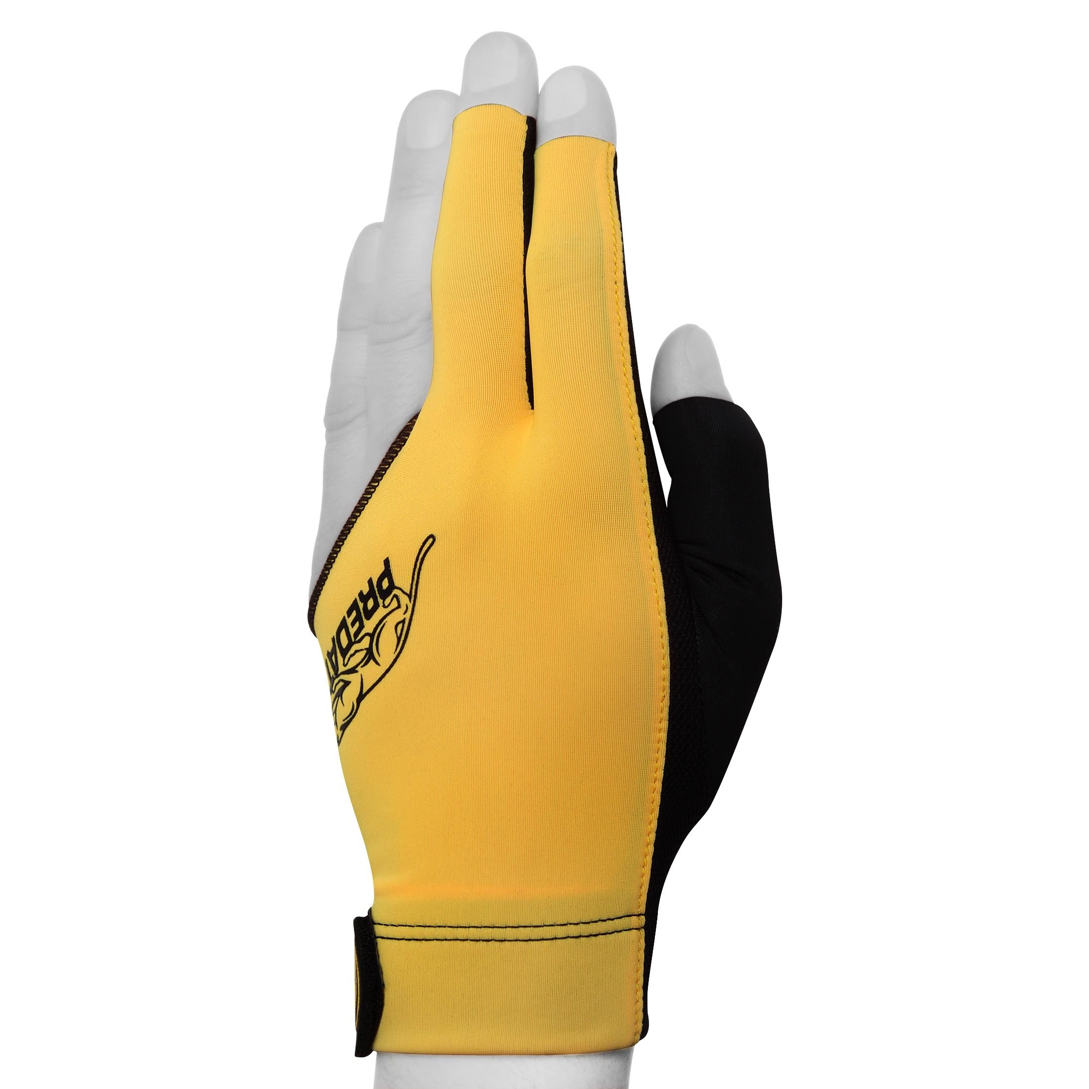 Перчатка Predator Second Skin Yellow S/M