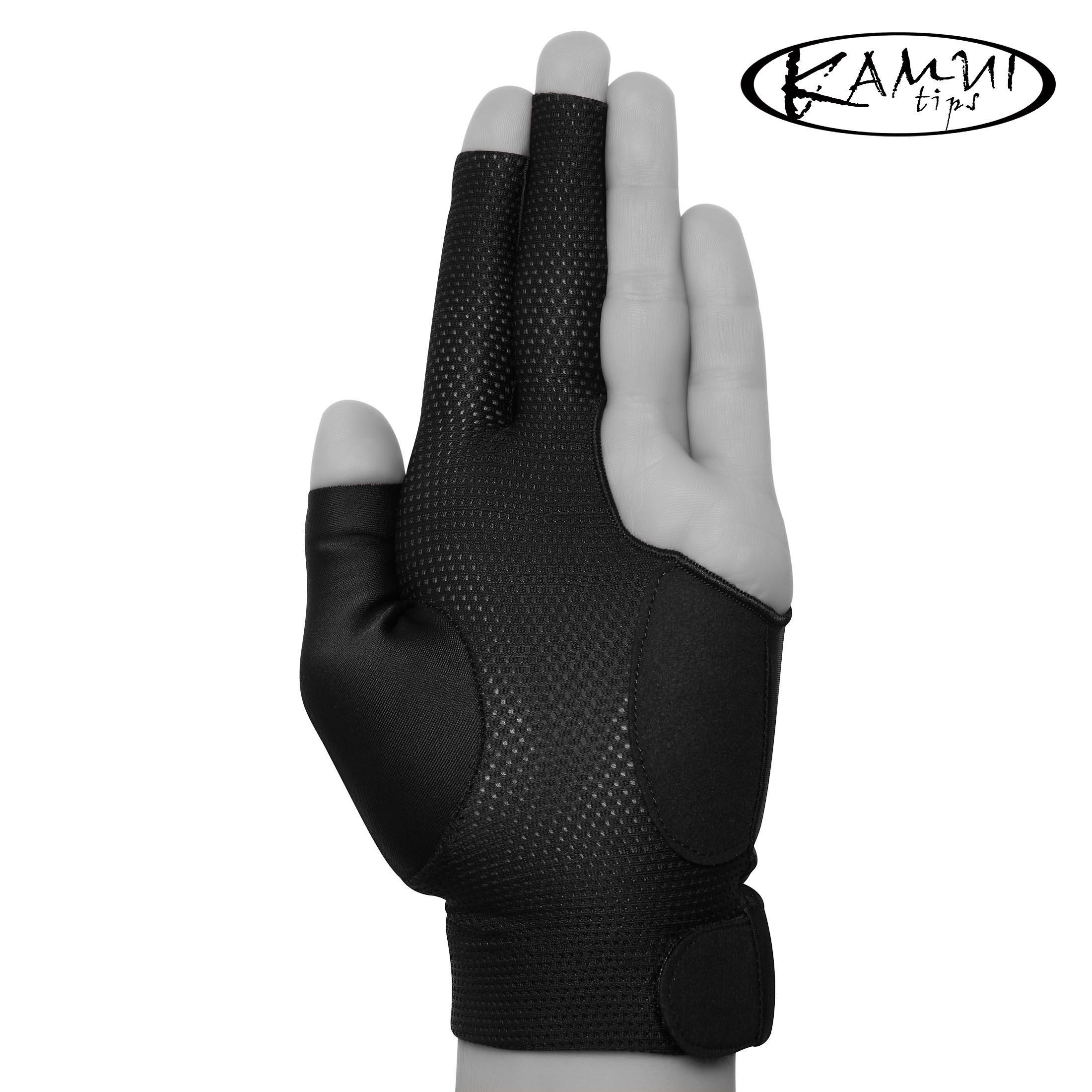 Перчатка Kamui QuickDry черная L