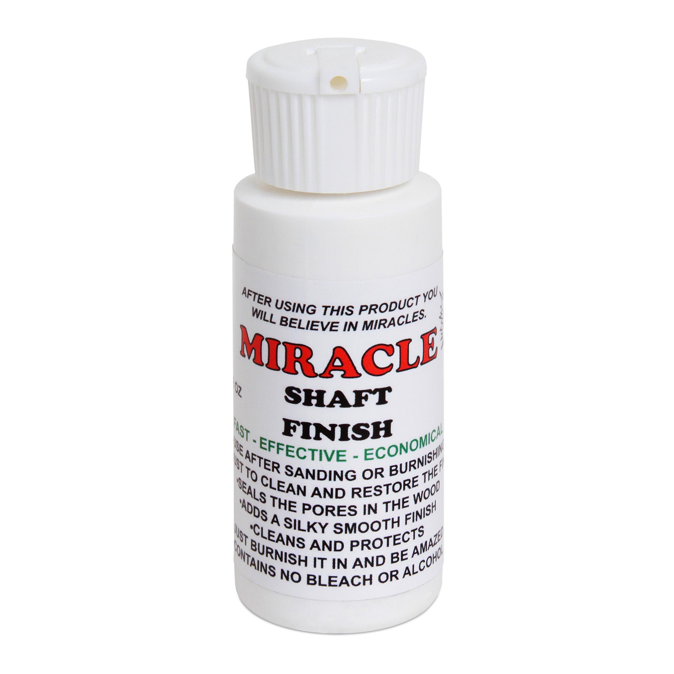 Средство для чистки кия Miracle