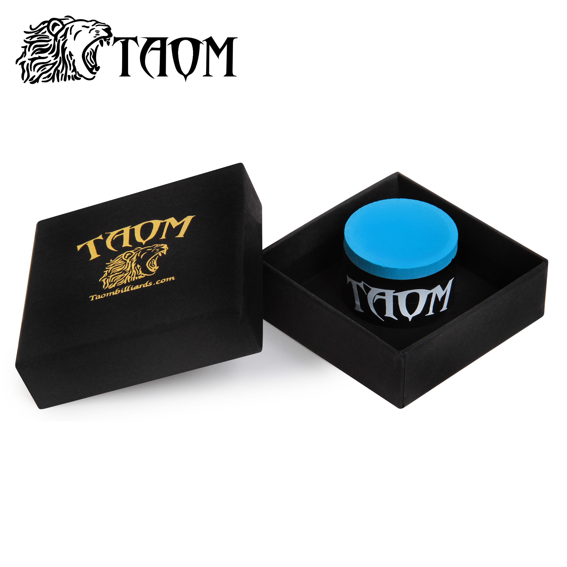 Мел Taom Pyro Chalk Blue в индивидуальной упаковке 1шт.