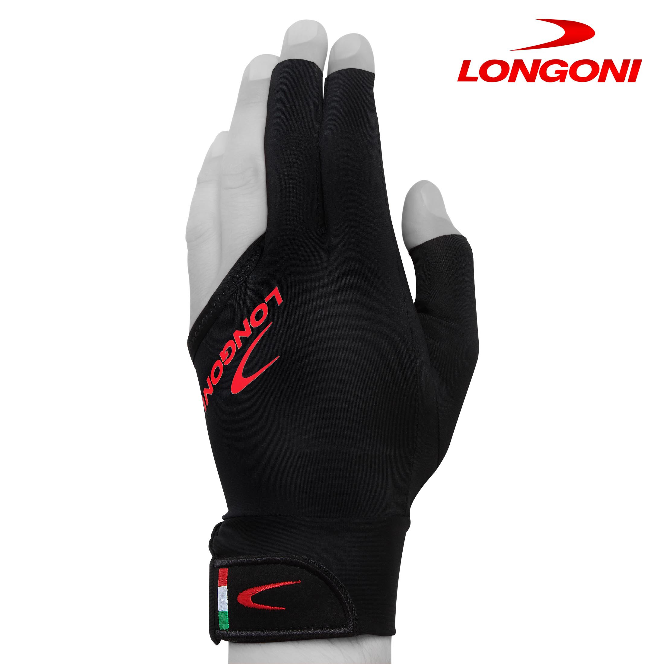 Перчатка Longoni Black Fire 2.0 XL