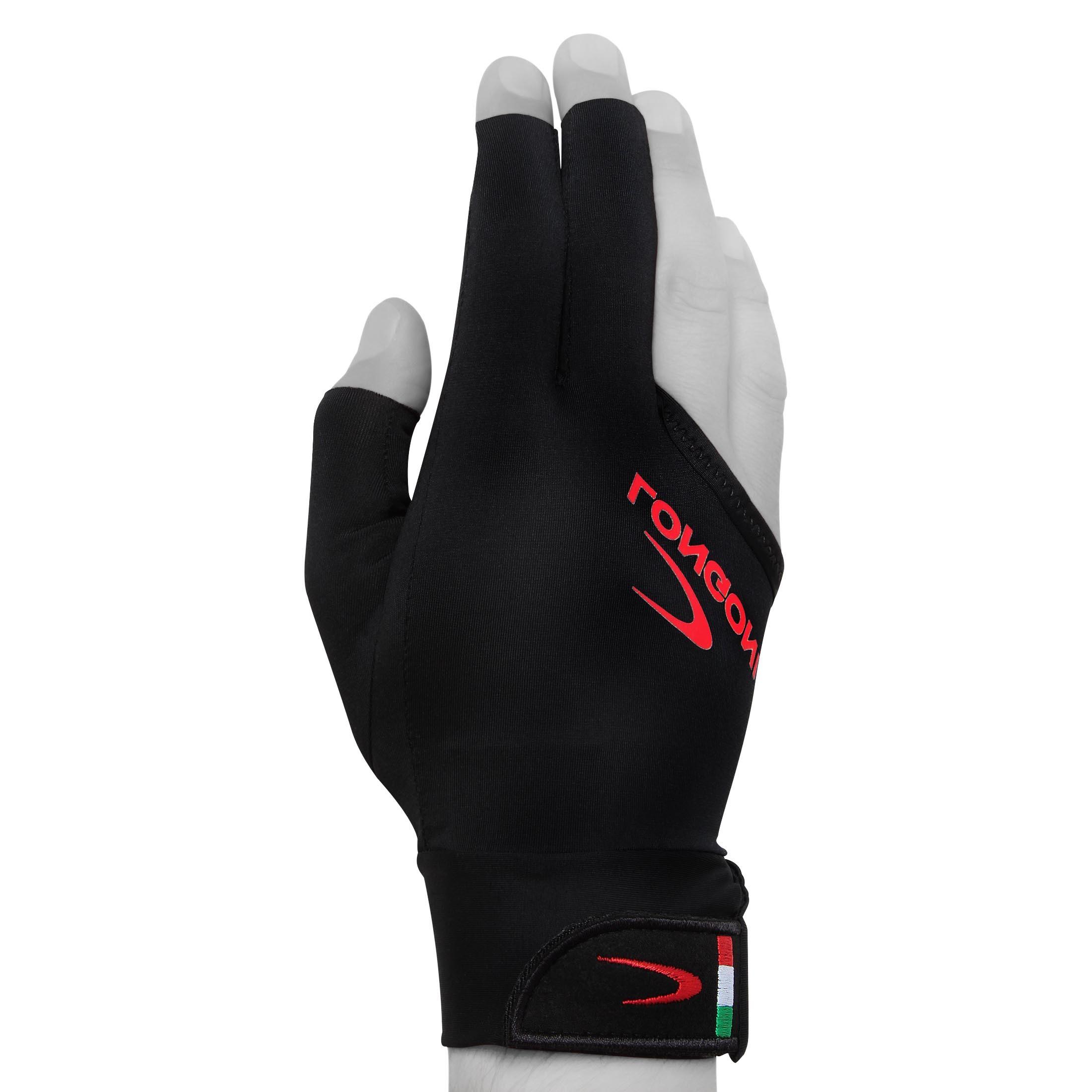 Перчатка Longoni Black Fire 2.0 правая XL (для левши)