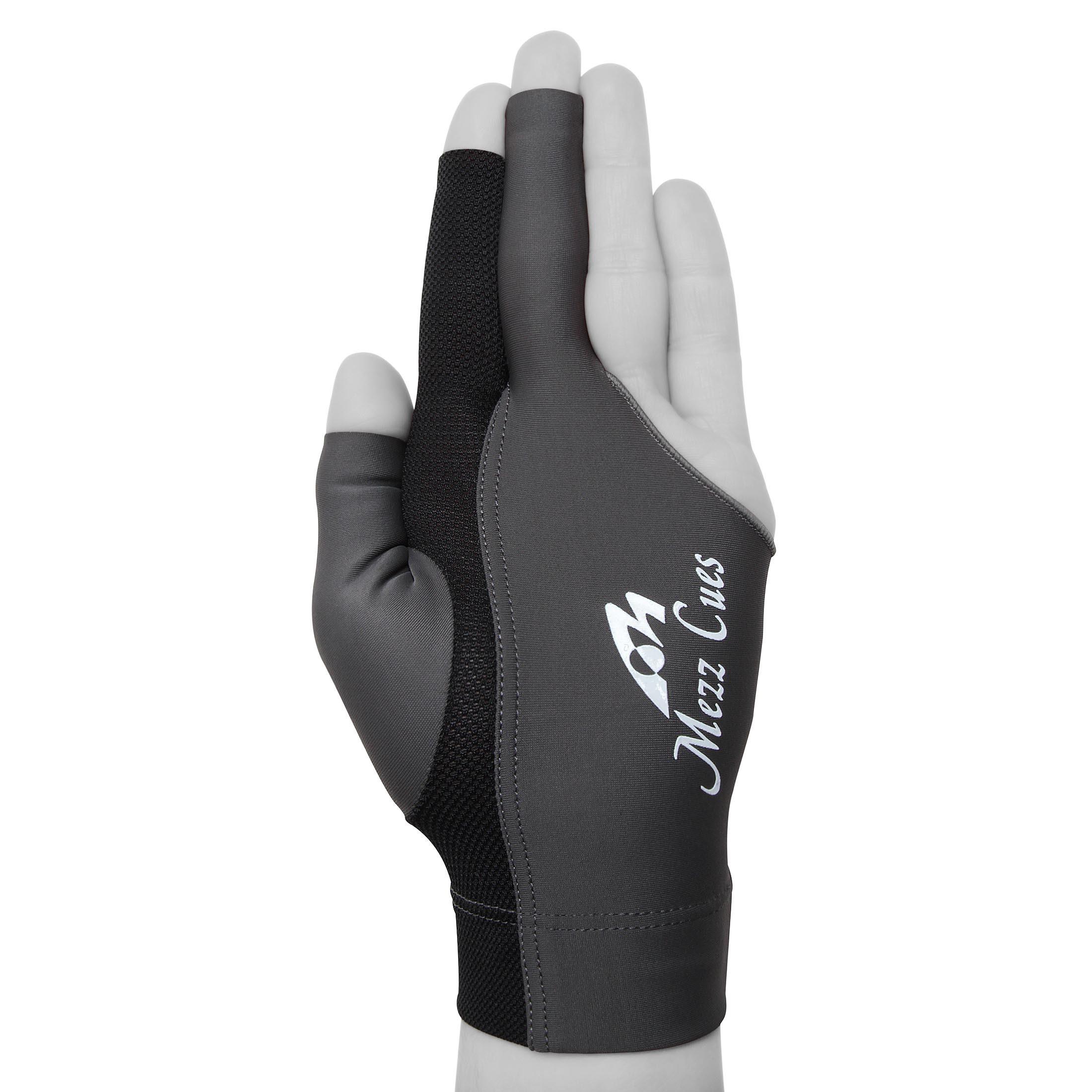 Перчатка MEZZ Premium MGR-H серая L/XL