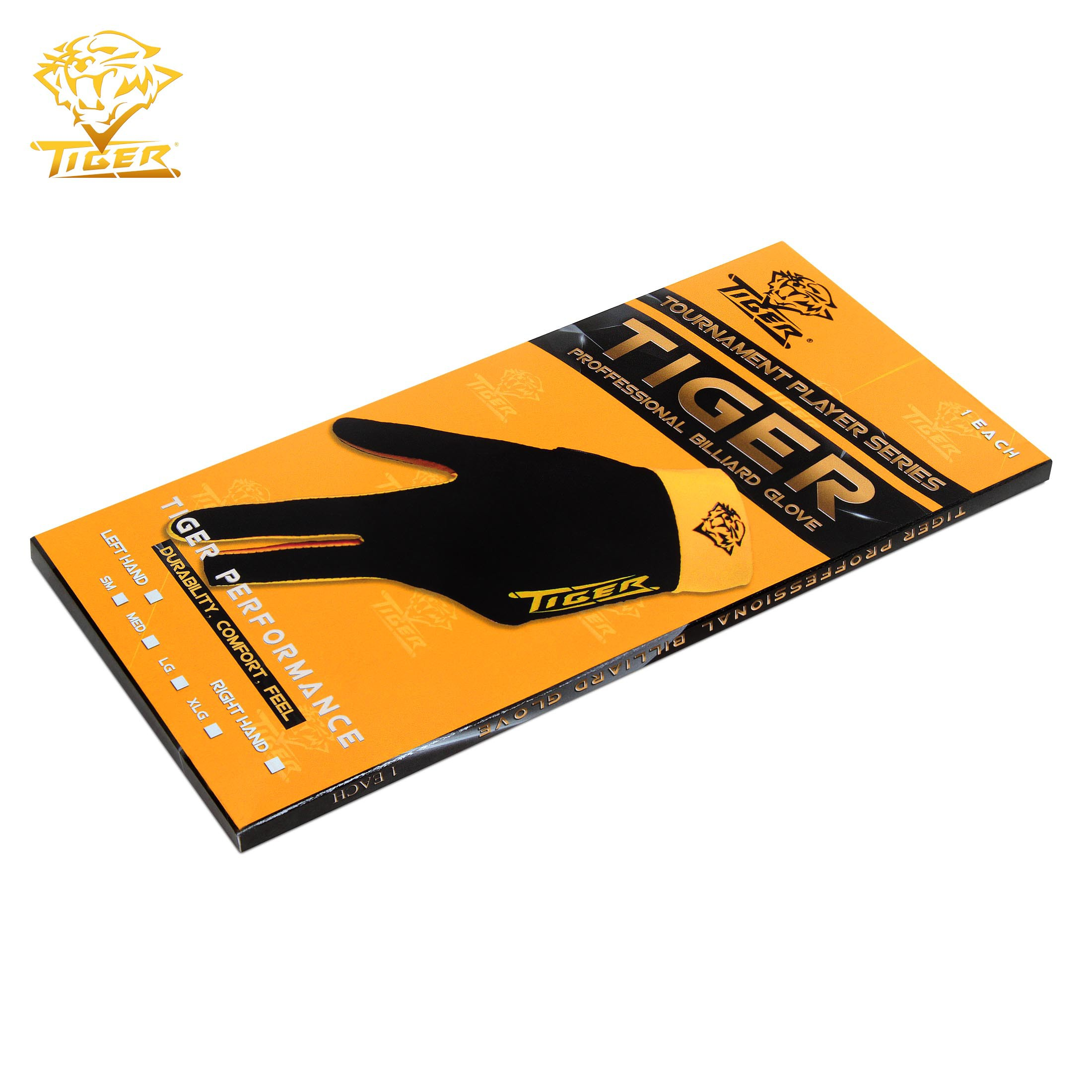 Перчатка Tiger Professional Billiard Glove M