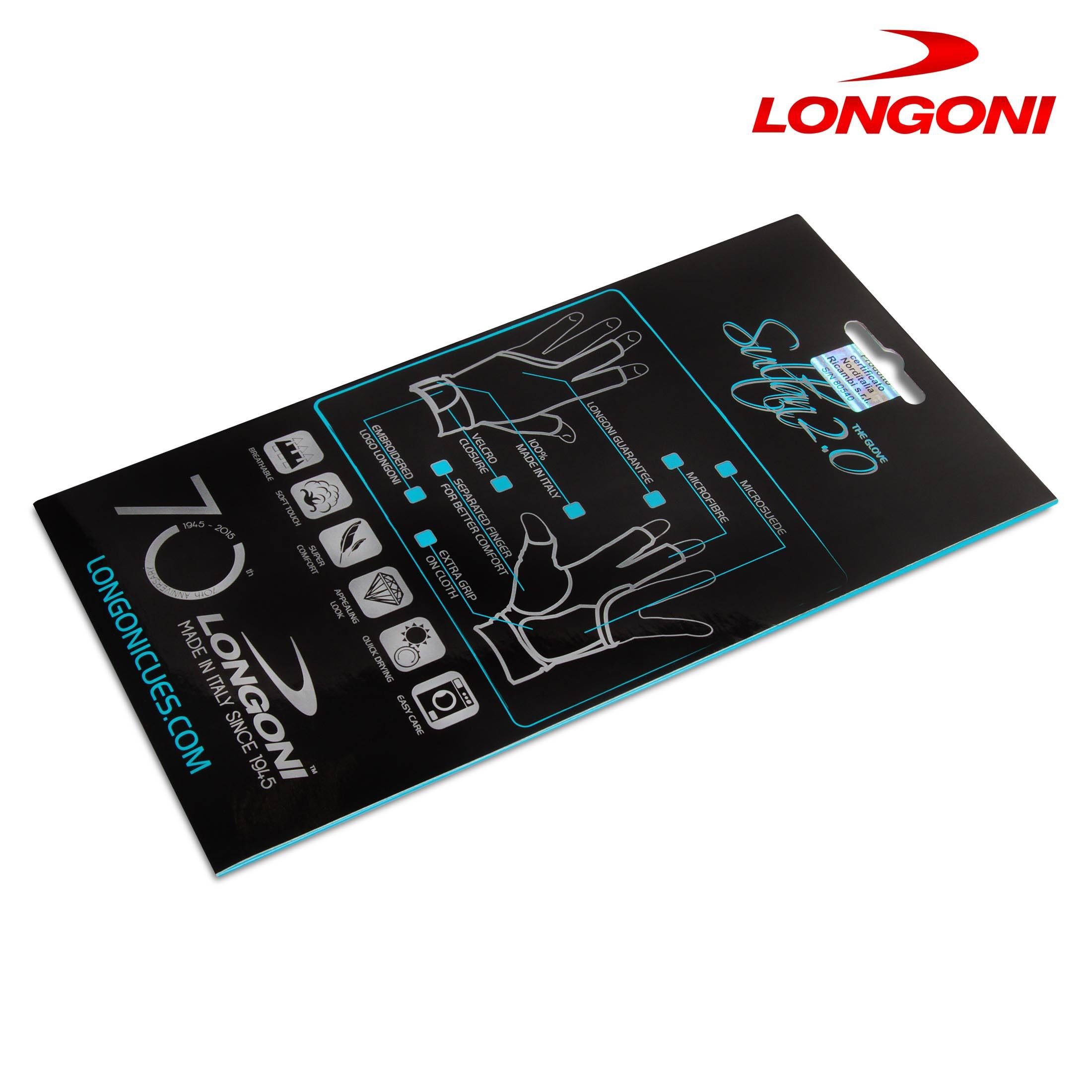 Перчатка Longoni Sultan 2.0 L