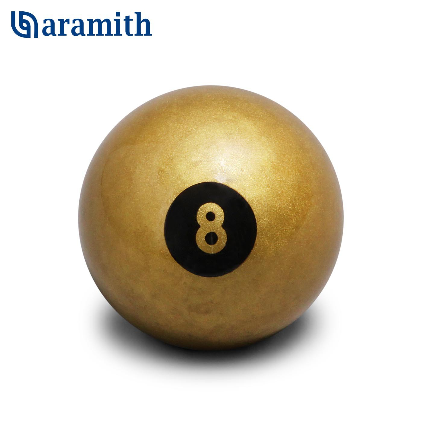 Шар Aramith Golden №8 Pool ø57,2мм блистер