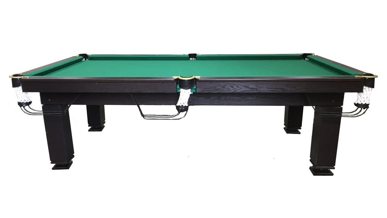 Бильярдный стол Галант Люкс (Ардезия) 8 футов Стандартная
