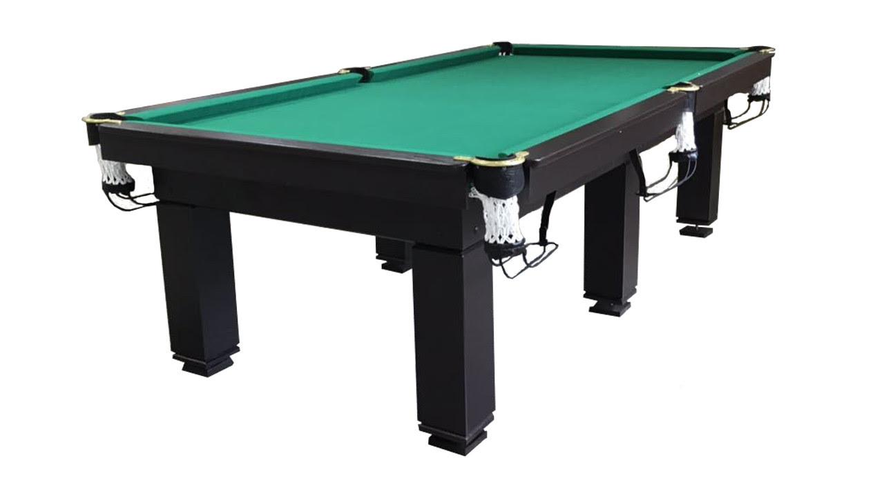 Бильярдный стол Галант Люкс (Ардезия) 9 футов Стандартная, американский пул