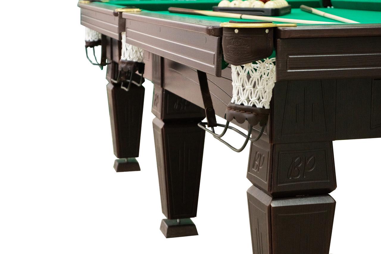 Бильярдный стол Магнат (ДСП) 10 футов Базовая