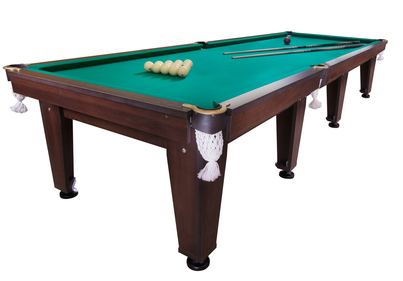 Бильярдный стол Корнет (ЛДСП) 11 футов Максимальная