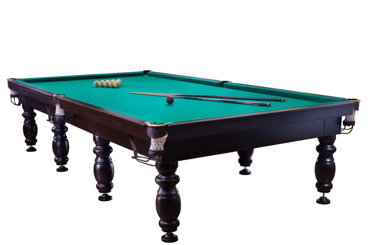 Бильярдный стол Мрия Нова Люкс (Ардезия) 11 футов Базовая