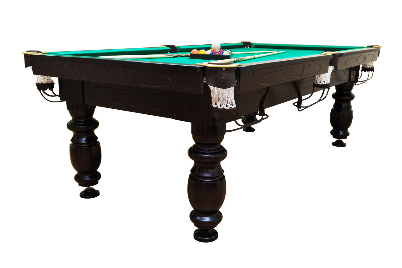Бильярдный стол Мрия Нова (ЛДСП) 6 футов Максимальная, американский пул
