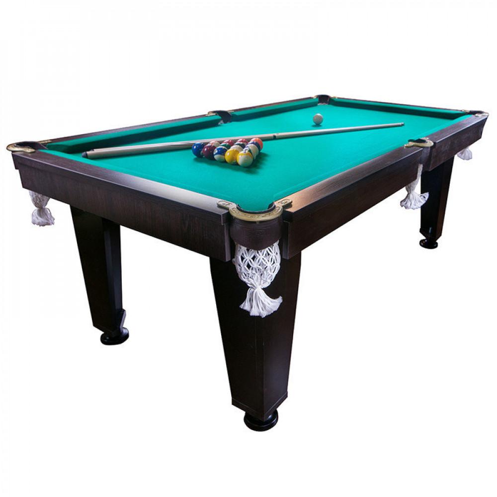 Бильярдный стол Корнет (ДСП) 6 футов Базовая, американский пул