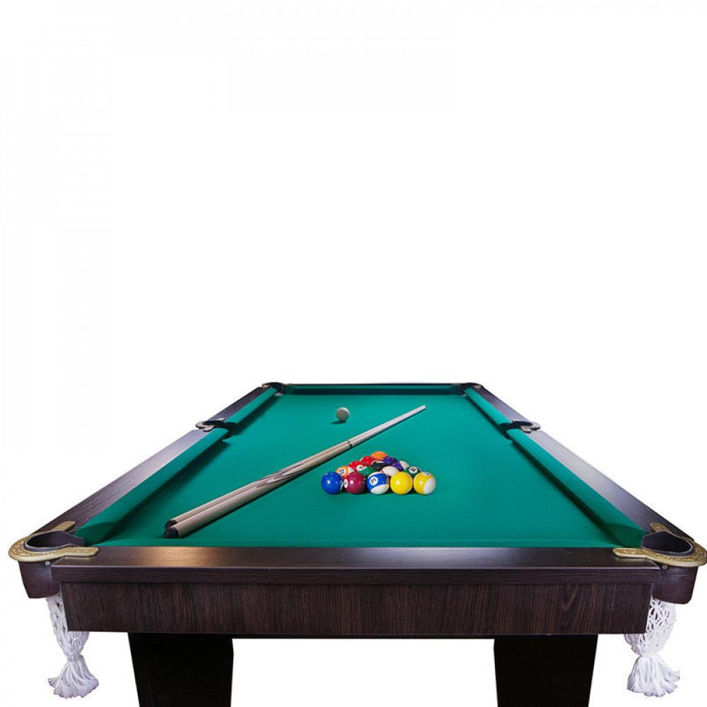 Бильярдный стол Корнет (ДСП) 8 футов Базовая, американский пул