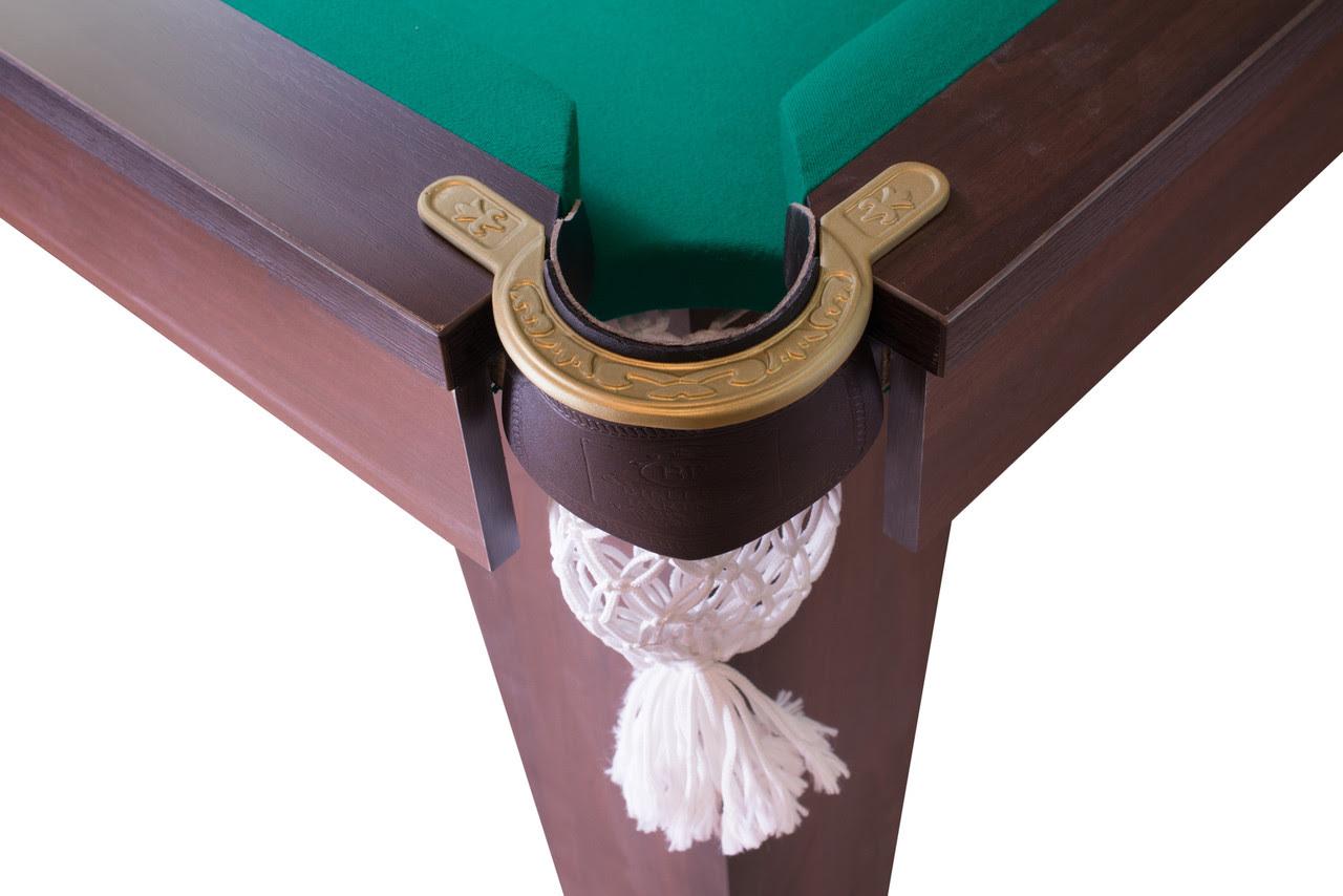 Бильярдный стол Корнет (ЛДСП) 8 футов Стандартная, американский пул