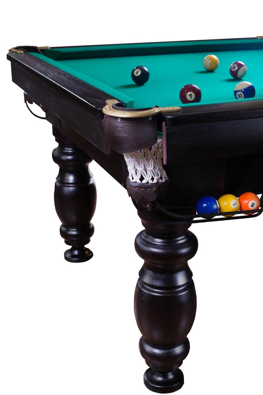 Бильярдный стол Мрия Нова (ЛДСП) 9 футов Стандартная, американский пул