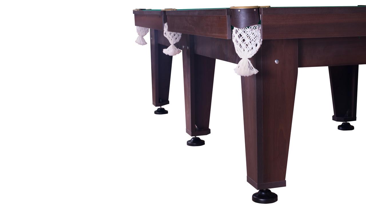 Бильярдный стол Корнет (ЛДСП) 9 футов Стандартная, американский пул