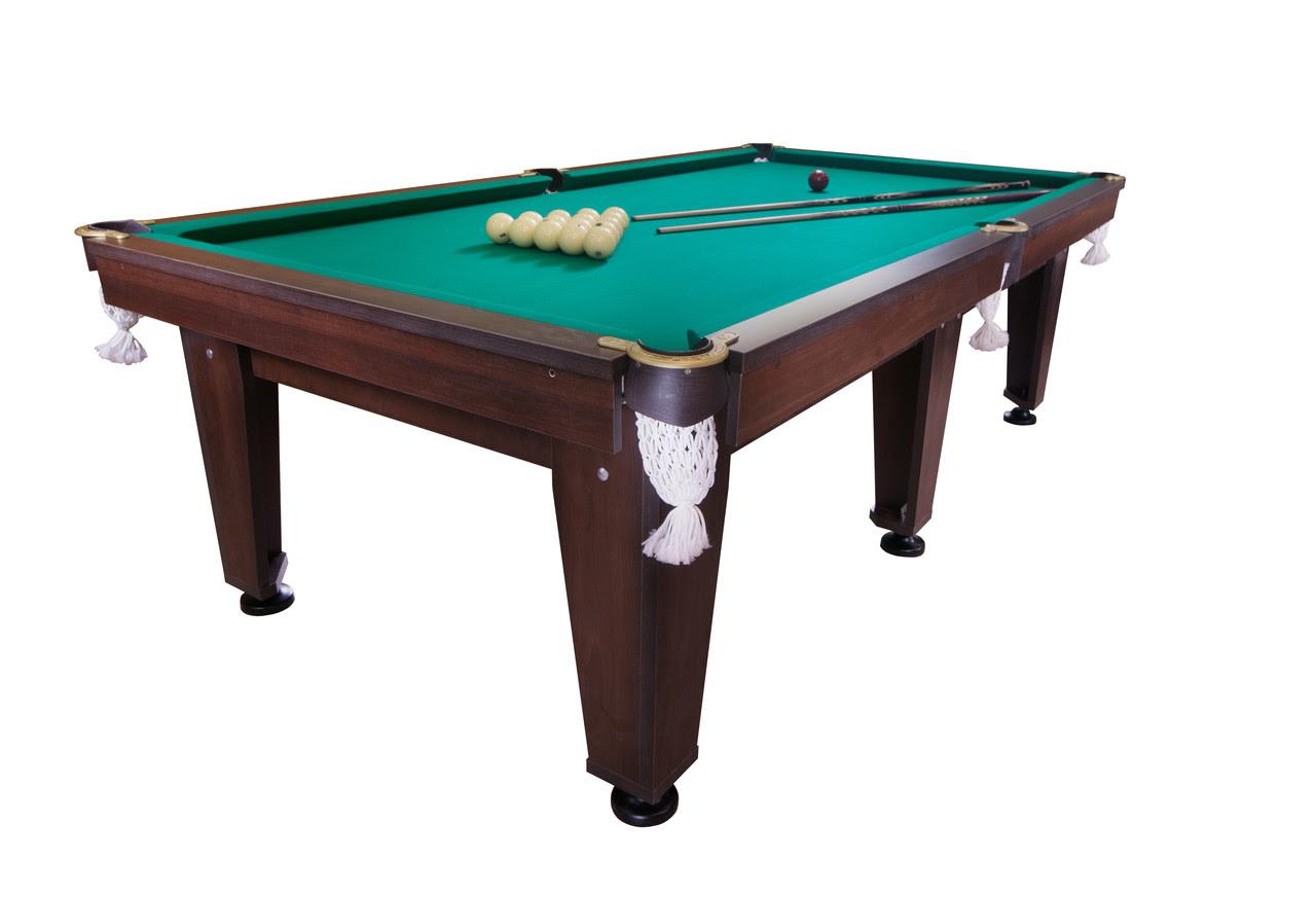 Бильярдный стол Корнет (ДСП) 9 футов Базовая, американский пул