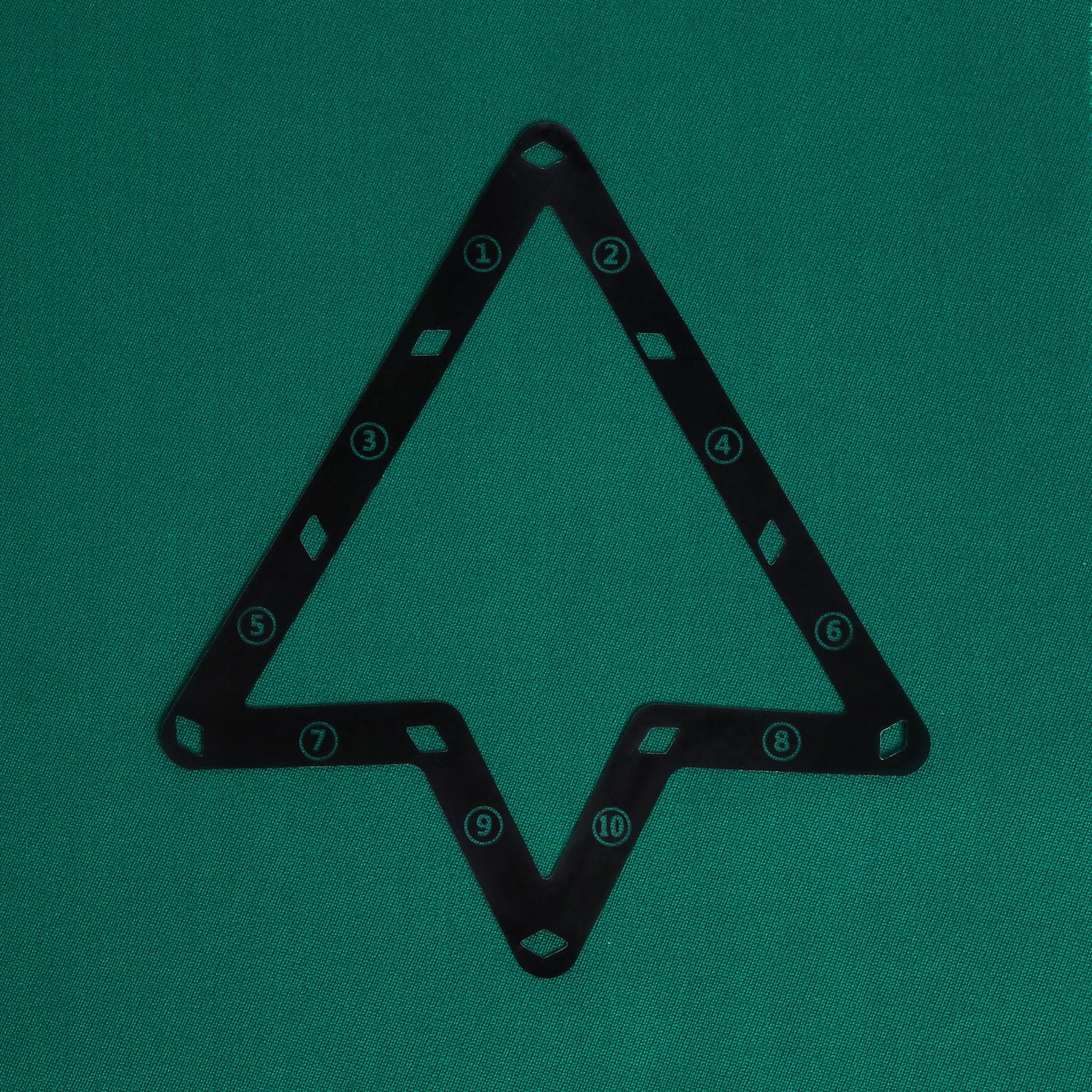 Треугольник пленочный Magic Rack Sheet ø57,2мм 1шт.