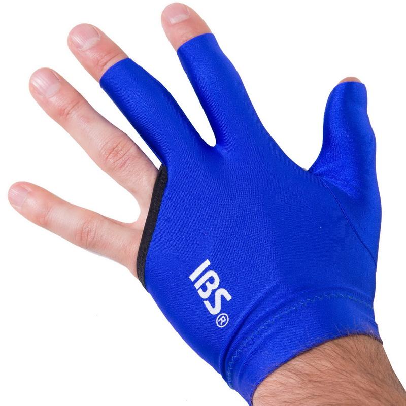 Перчатка IBS Short синяя безразмерная