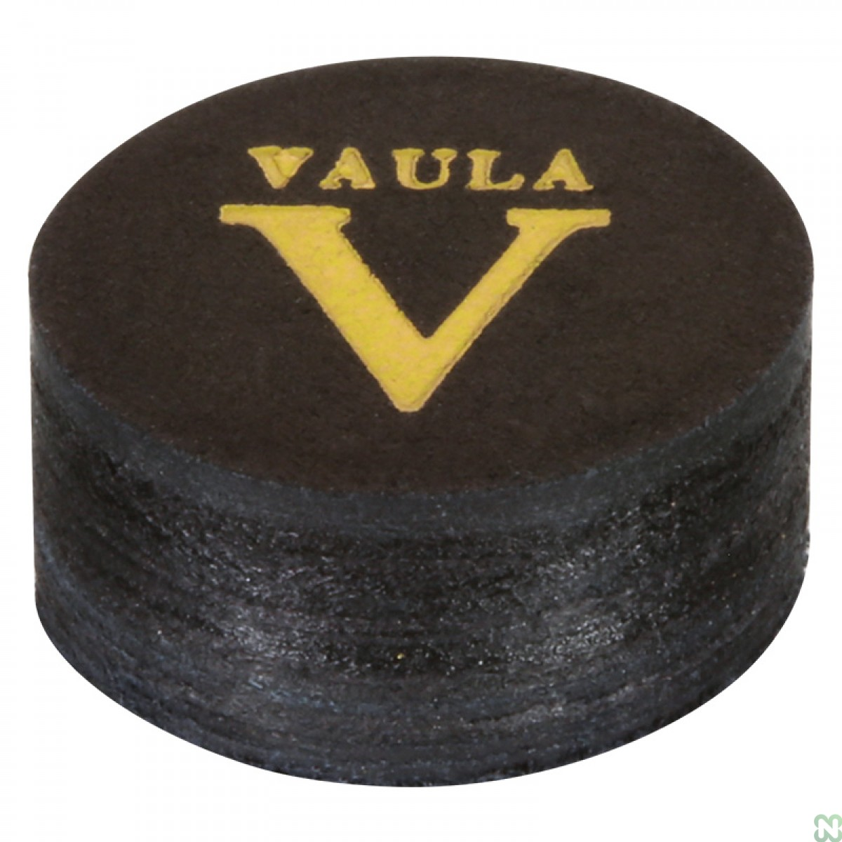 Наклейка для кия Vaula Black Shark ø14мм Hard