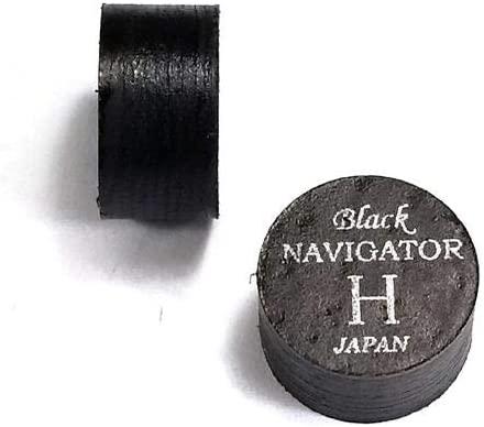 Наклейка для кия Navigator Black ø14мм Hard 1шт.