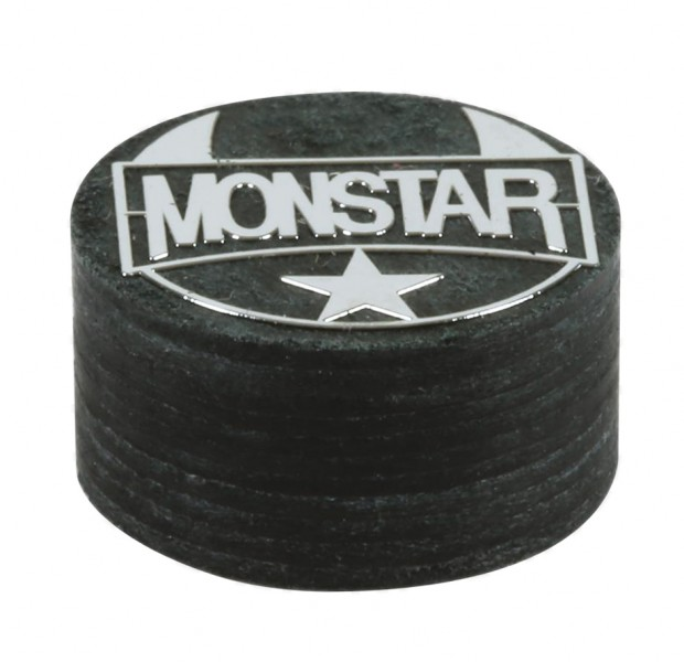 Наклейка для кия Monstar Black ø14мм Medium 1шт.