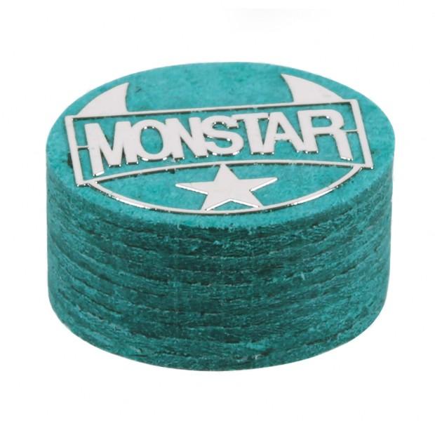 Наклейка для кия Monstar Green ø14мм Medium 1шт.