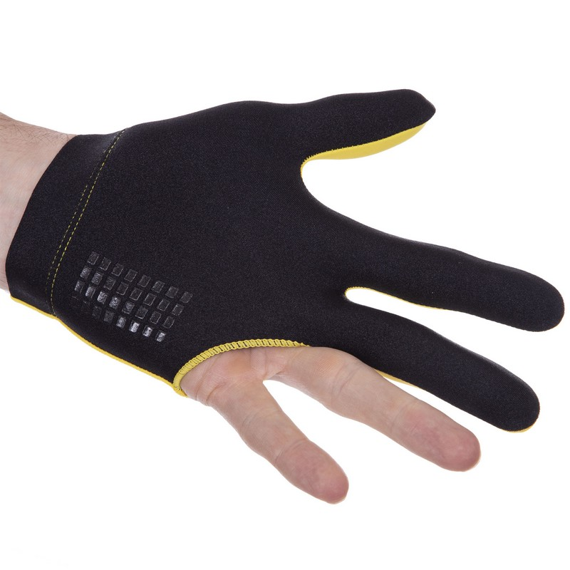 Перчатка XGN желтая безразмерная