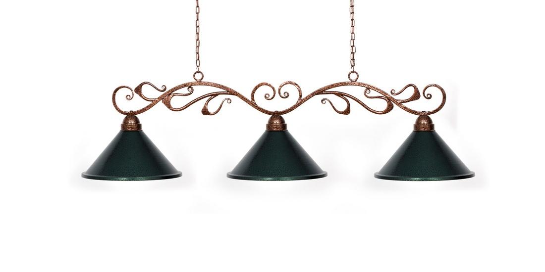 Лампа Антик 3 плафона