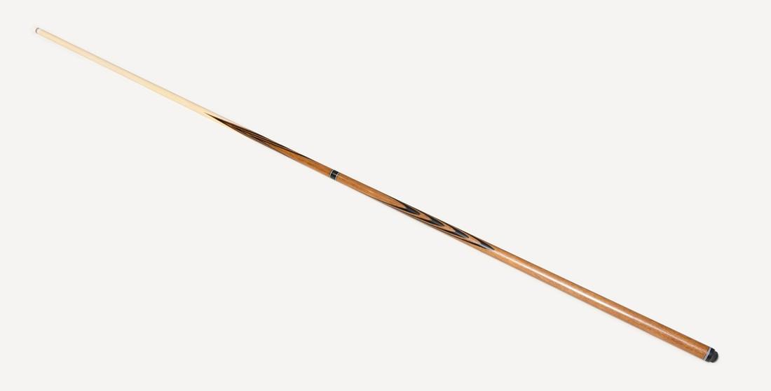 Бильярдный Кий Злата 3х4 Сукупира - Черный граб