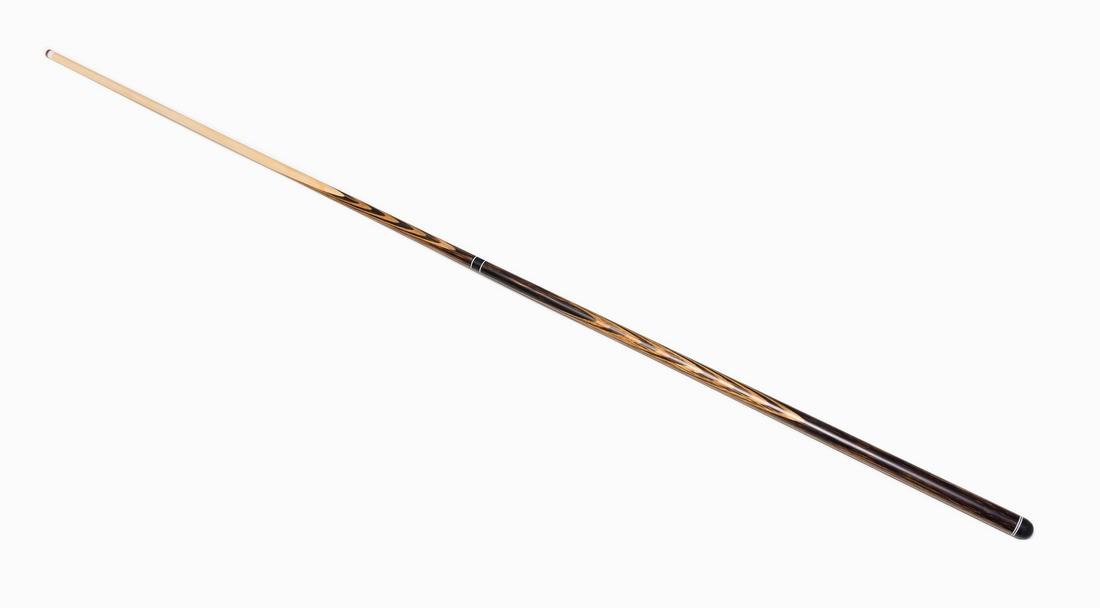 Бильярдный Кий Злата 4х6 Черная Пальма - Ясень, грабовый шафт