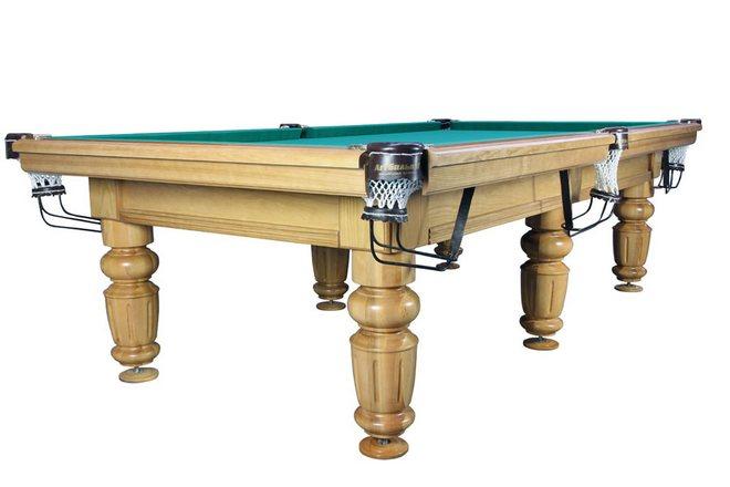 Бильярдный стол Спортивный светлый 12F
