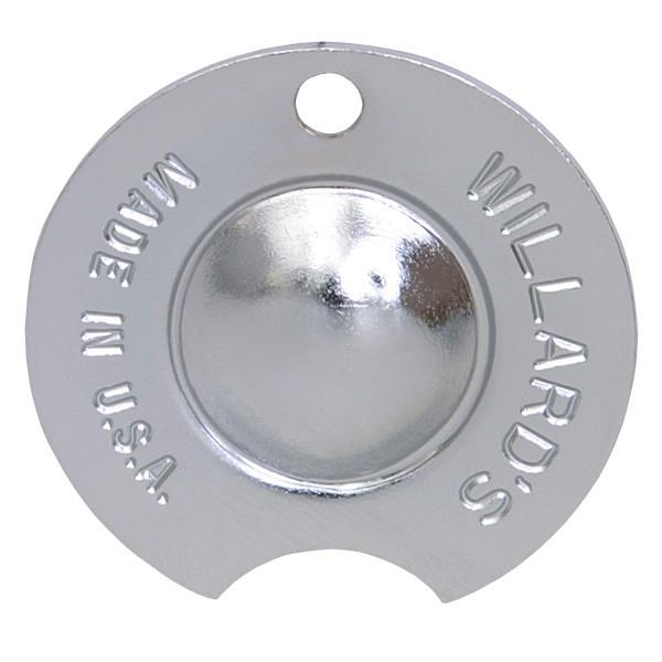 Инструмент для обработки наклейки (махровка) Willard`s Cue Tip Shapers 415