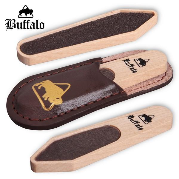 Инструмент для обработки наклейки Buffalo коричневый