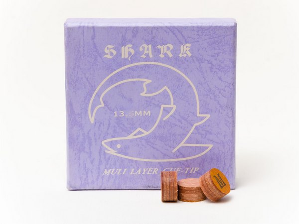 Наклейка для кия Shark ø13мм Medium 1шт.