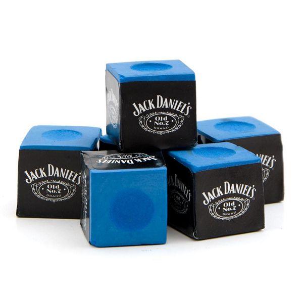 Мел для кия Jack Daniels синий 1шт.