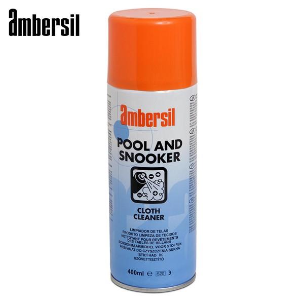 Средство для чистки сукна Ambersil Cloth Cleaner аэрозоль 400мл