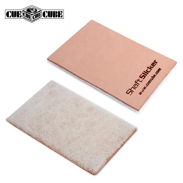 Губка для чистки и полировки кия Cue Cube Shaft Slicker