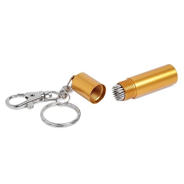 Брелок-инструмент для перфорации наклейки Tip-Pik Gold