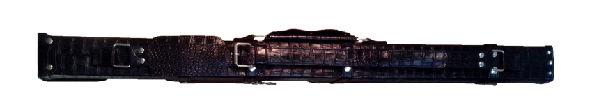 Кейс Мастер (кожа черный крокодил)