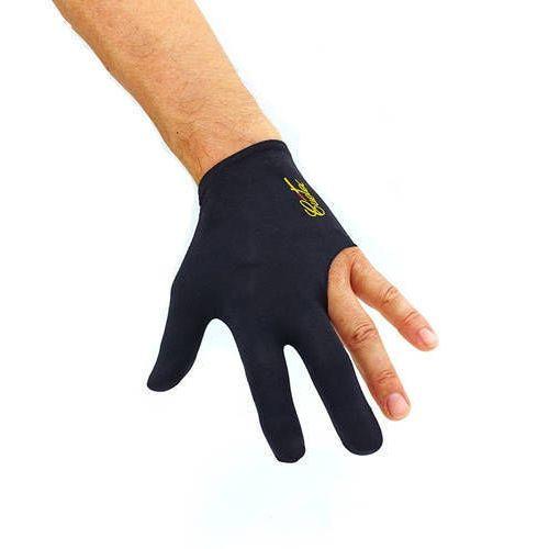 Перчатка черная с надписью Cuetec