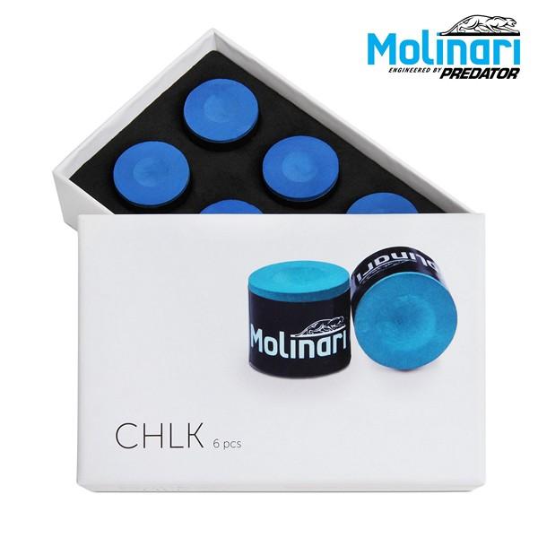 Мел Molinari CHLK BLUE 1шт.