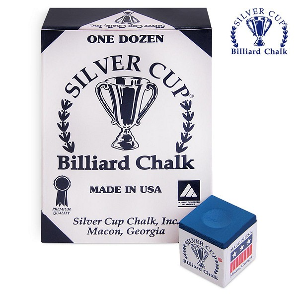 Мел Silver Cup Royal Blue 1шт.