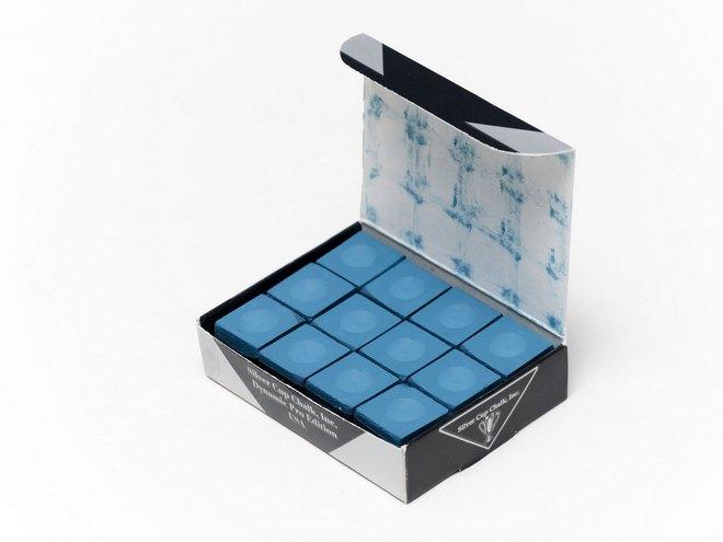 Мел Silver Cup Dynamic Pro синий 1шт.