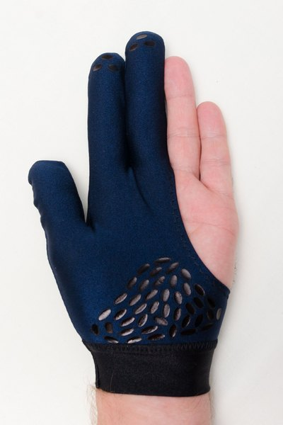 Перчатка Skiba Antiglade синяя M/L